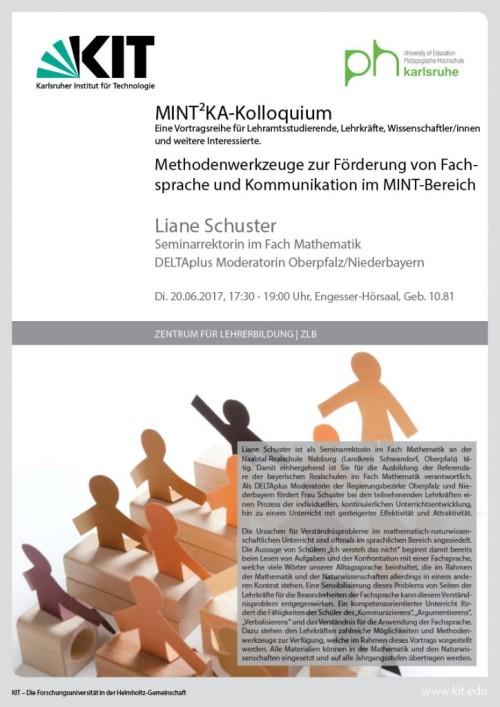 MINT²KA-Kolloquium